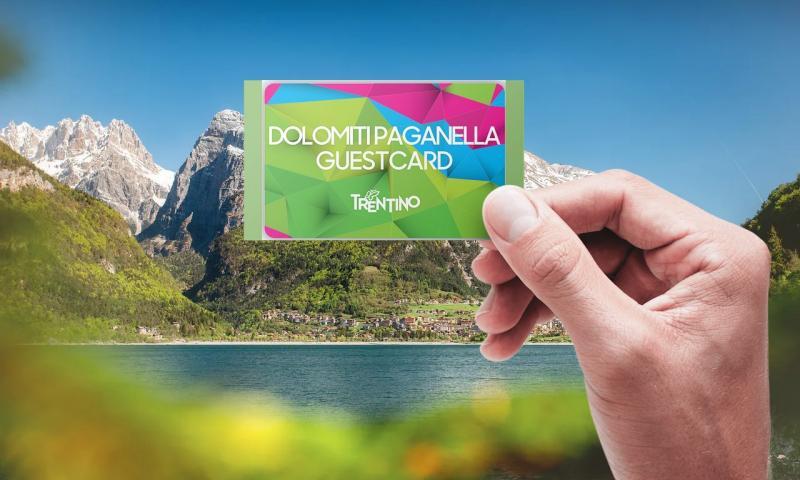 DOLOMITI PAGANELLA GUEST CARD