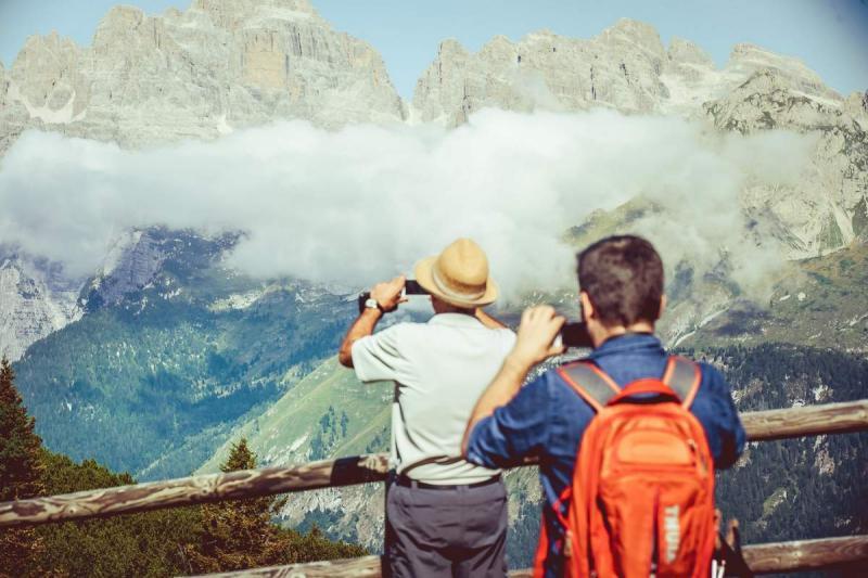 vacanza natura Dolomiti Paganella in Trentino