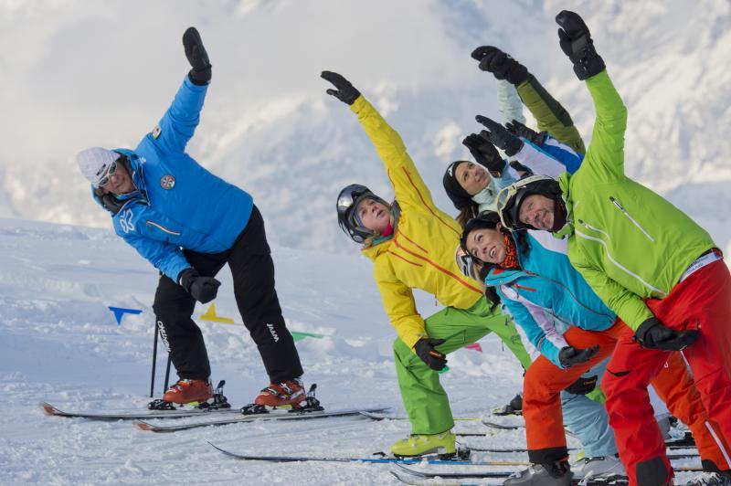 Yoga sugli sci, in Paganella si può!
