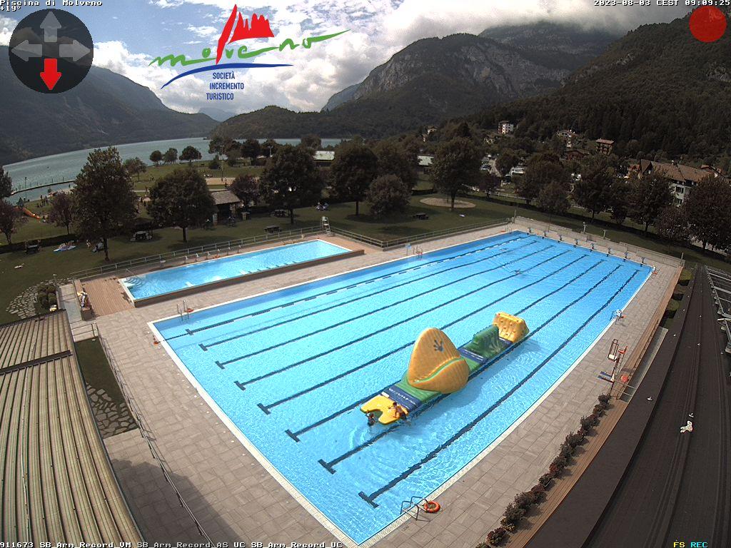 Paganella webcam - Bilbio Igloo